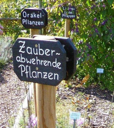 Gartenschau Kaiserslautern: dies & das im Bauerngarten