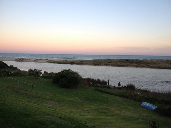 Apollo Bay Guest House: Room view