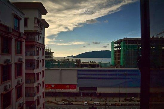 Marina Court Resort Condominium: View from my master bedroom