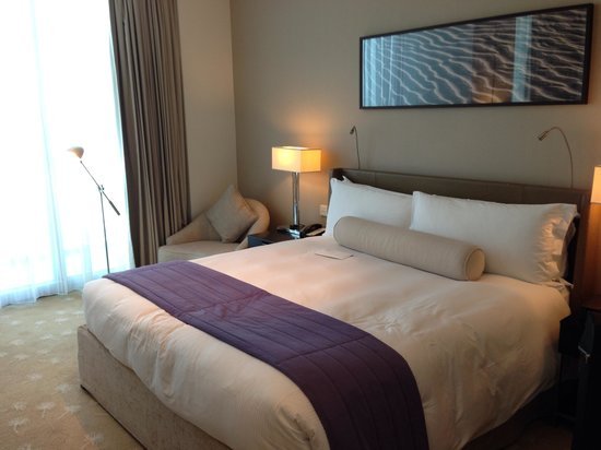 InterContinental Residence Suites Dubai Festival City: الغرفة الرئيسية