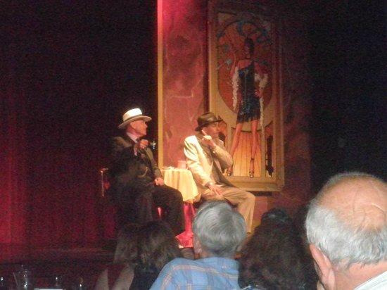Capone's Dinner and Show: Hilarious!