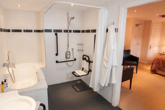 Ellerby Country Inn : Room 6 Bathroom