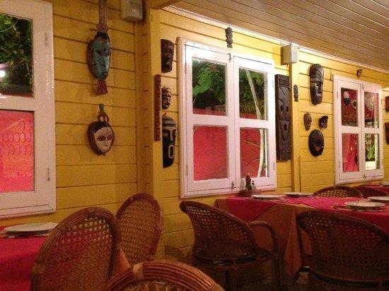 Munganga Bistro : Restaurante Munganga