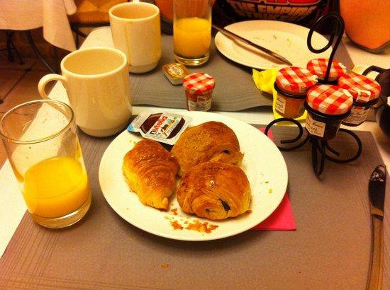 Hotel Palm - Astotel : Breakfast