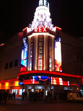 Hotel Palm - Astotel : Le Grand Rex