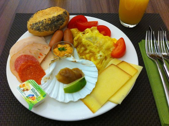 Hotel Nemzeti Budapest - MGallery by Sofitel : Breakfast