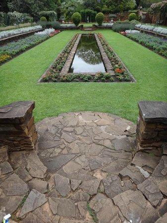 Durban Botanic Gardens: must visit the sunken garden and next door to it the garden of senses