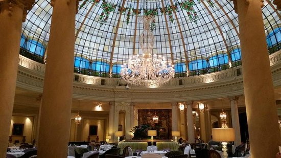 The Westin Palace Madrid : Dining Room