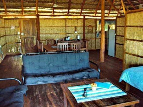 Beach chalets: BIG House sleeps 26 Adults