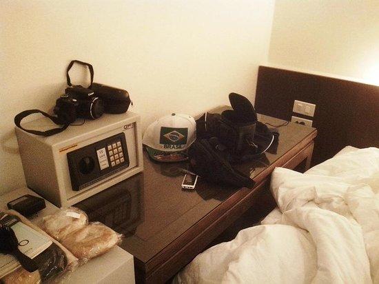微笑酒店照片