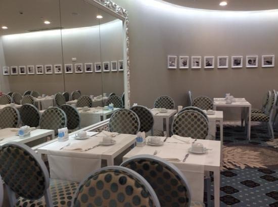 Olissippo Saldanha: Breakfast room @ -1 floor