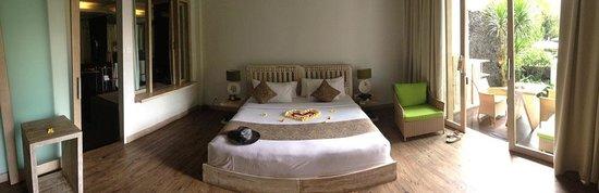 KajaNe Mua Private Villa & Mansion: ground floor mansion room