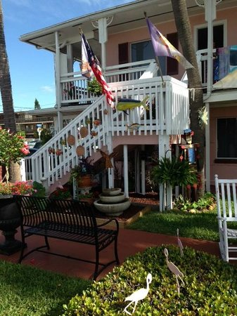 Hotel Cabana Clearwater Beach: Beautiful Surroundings