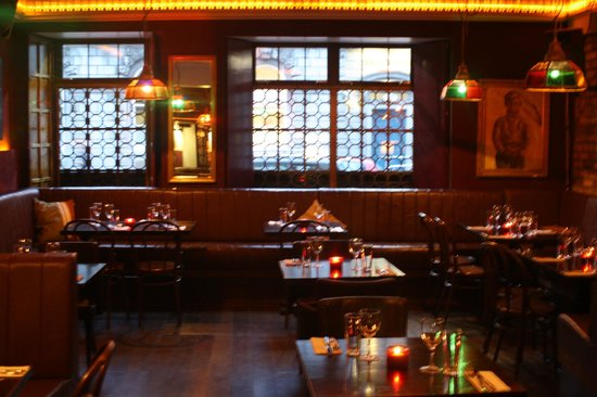 Hearn's Hotel: Supper Restaurant at Hearns Hotel