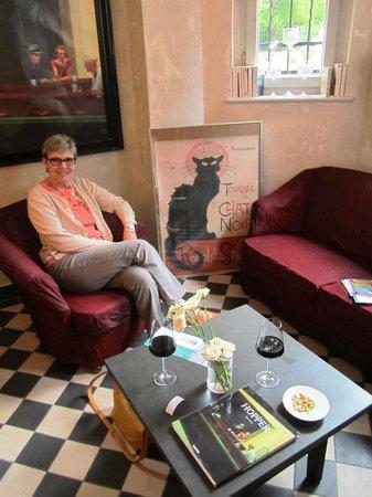 City of Sopot Museum: Cafe Birbant Wine Bar in basement