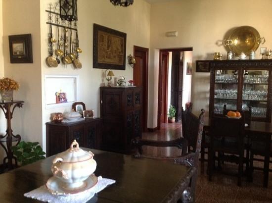 Hotel Monte Victoria: Parte del Salon