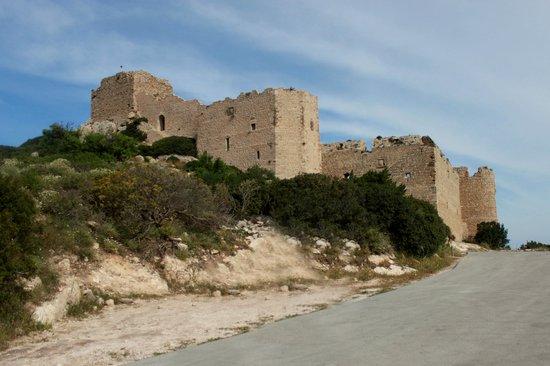 Kritinia Castle: Замок