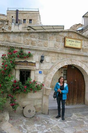 Canyon View Hotel : Entrance