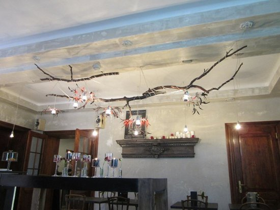 City of Sopot Museum: Cafe Bribant quirky decor