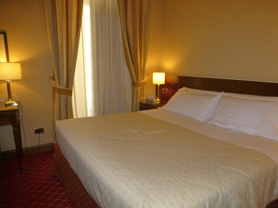 Accademia Hotel: Room 128