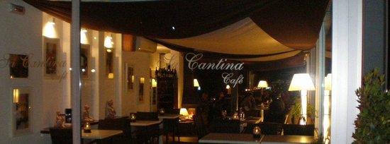 Sa Cantina Cafe: Entrada