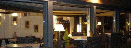 Sa Cantina Cafe: Vistas desde terraza