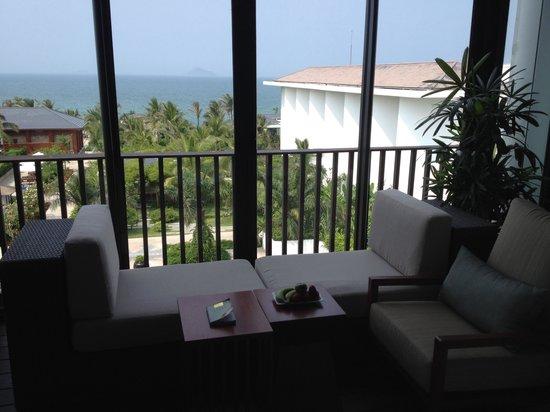 Sunrise Premium Resort Hoi An : Balcony