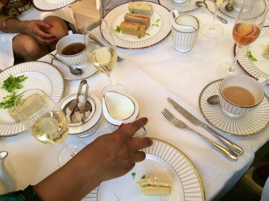 Corinthia Hotel London : High Tea
