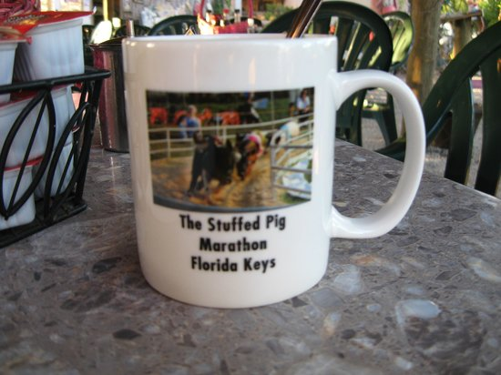 The Stuffed Pig : Good Coffee
