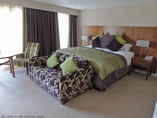 The Coniston Hotel Country Estate & Spa: standard room