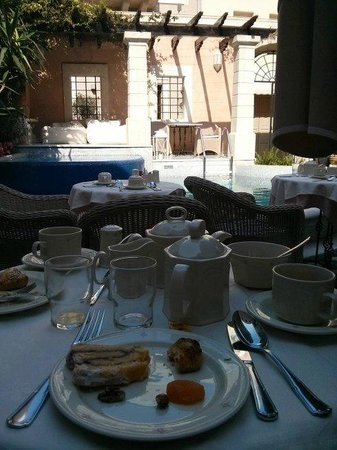 Rimondi Boutique Hotel: Breakfast