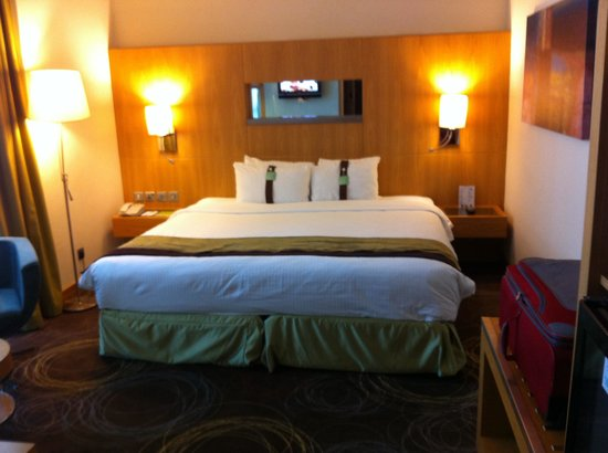 Holiday Inn Abu Dhabi: Comfortable room !