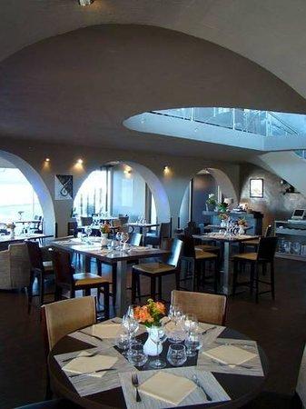 La Siesta : salle du restaurant