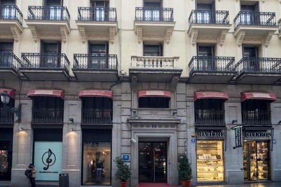 Petit palace preciados hotel madrid spagna prezzi 2017 for B b soggiorno madrid