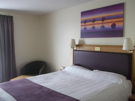 Premier Inn Hartlepool Marina Hotel: room/suite.