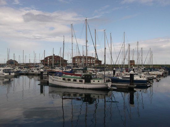 Premier Inn Hartlepool Marina Hotel With View Of