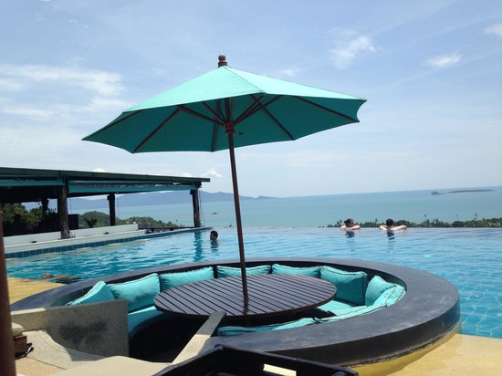 Mantra Samui Resort : Pool