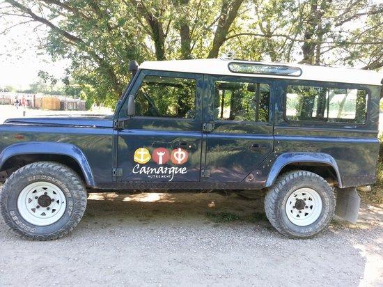 Camargue autrement safari 4x4 : le 4x4