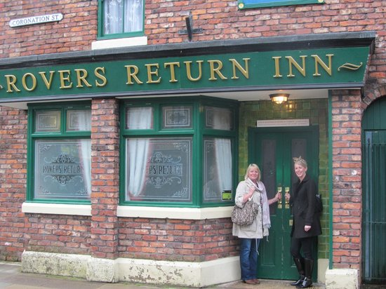 Granada Studios: Rovers Return Inn