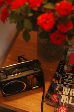 The Note Coffee : The old cassette