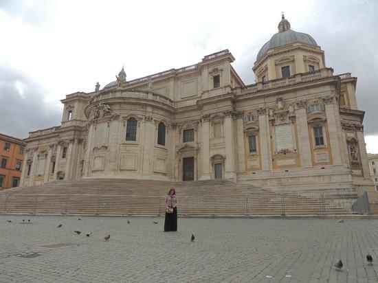 Basilica di Santa Maria Maggiore: Basílica de Santa Maria Maggiore - Roma