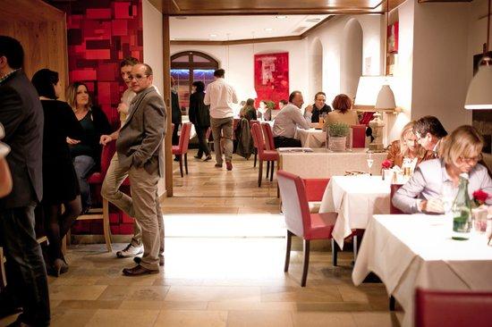Restaurant Herzstück Salzburg: Das Restaurant Herzstück