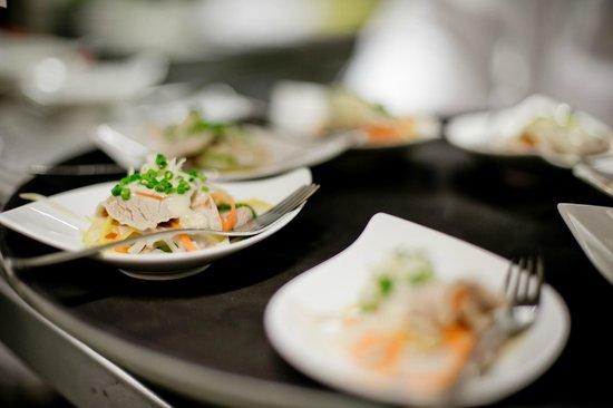 Restaurant Herzstück Salzburg: Tafelspitz im Fingerfoodformat