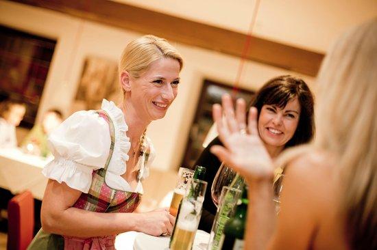 Restaurant Herzstück Salzburg: die Chefin - Christine Blaschke