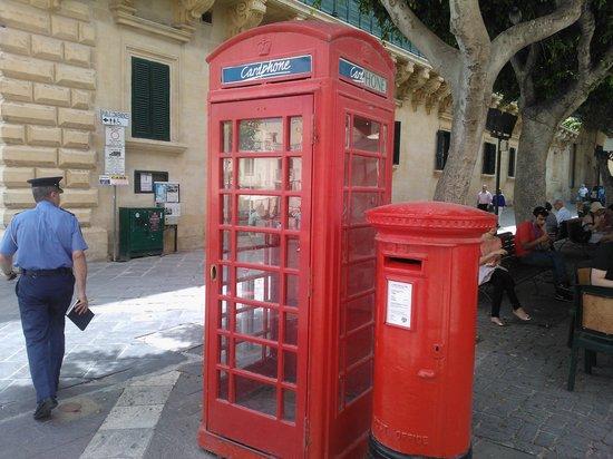 Canifor Hotel : Valletta