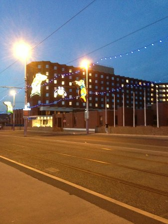 Hilton Blackpool Hotel: Hotel