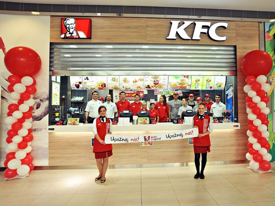 Kfc City Center One East Zagreb Menu Prices Restaurant Reviews Tripadvisor