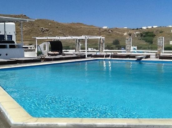 Penelope Village : una bella piscina...