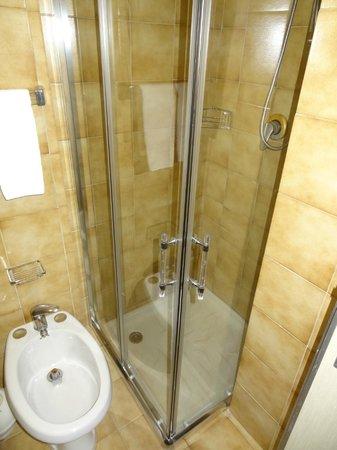 Eurhotel: Ванная в номере