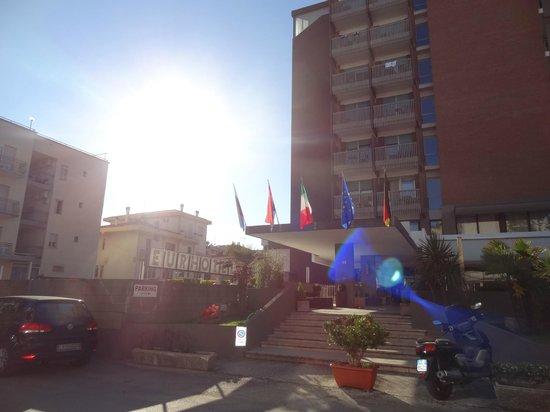Eurhotel: Рядом с отелем